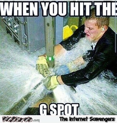 21 when you hit the G spot funny adult meme when you hit the g post funny adult meme pmslweb