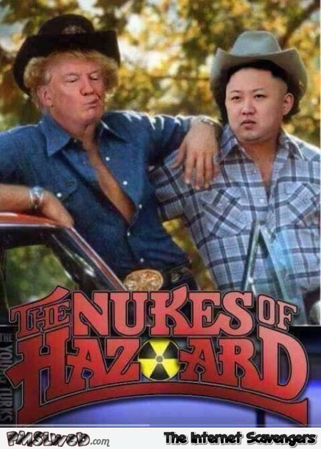 Funny the nukes of hazard photoshop - Funny Monday LOLZ @PMSLweb.com