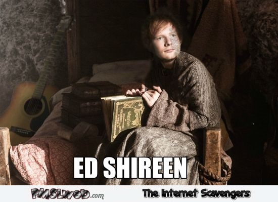 Funny Ed Shireen meme - Game of Thrones hilarious memes and pictures @PMSLweb.com