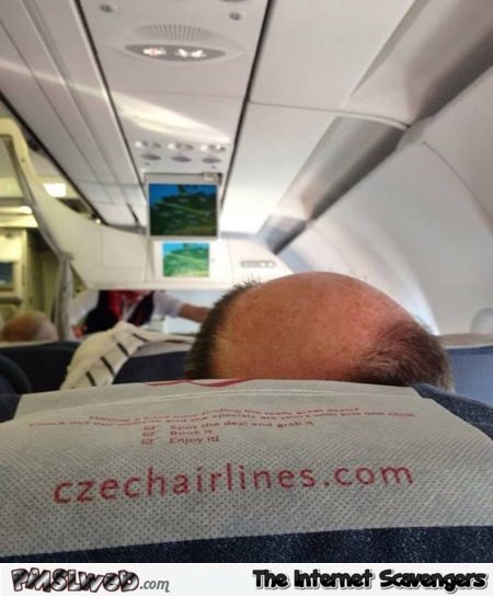 Funny Czechairlines customer win - LMAO memes and pictures @PMSLweb.com