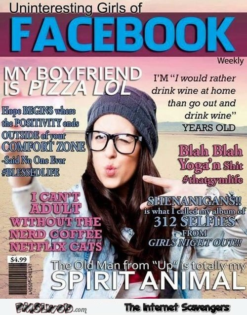 Funny Facebook weekly magazine @PMSLweb.com