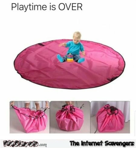 Playtime is over funny meme @PMSLweb.com