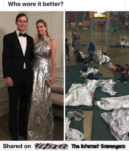 Who wore it better dark humor meme - Tasteless humor @PMSLweb.com